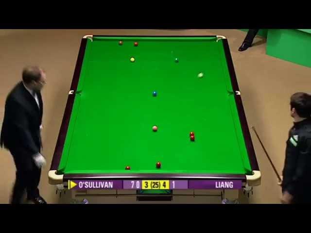 Snooker's Godfather Ronnie O'Sullivan