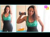 кефир для похудения! БЕГ и Упражнения для похудения! ПРАВИЛА похудения от одежды до вибромассажера. Nataly Gorbatova