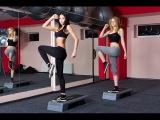 упражнения для похудения живота! Красота и Здоровье! Похудение! Степ-аэробика! Фитнес дома