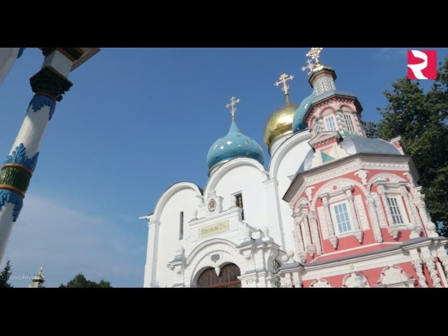 A glimpse at Sergiyev Posad, the heart of Russian Orthodoxy
