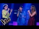 Nikki Anamaría y Angie cantan 'Bohemian Rhapsody' Batallas La Voz Teens Colombia 2016