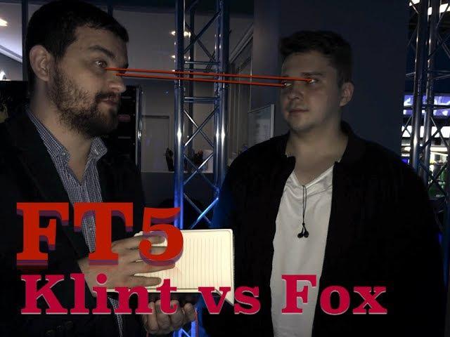 TEKKEN 7: MFA2017 FT5 Fox Forever Vs Klient