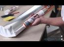 Verarbeitung NMC WT4 Wand-, Lichtleiste für indirekte Beleuchtung - Ewering