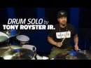Tony Royster Jr Drum Solo Drumeo