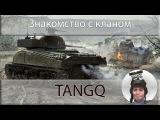 Знакомство с кланом TANGQ