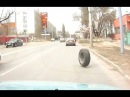 Wheel of fortune Flying car wheel car crash compilation