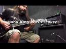 Fortin 33 Pedal - MESA Rectifier - Fredrik Thordendal - Meshuggah - Metal