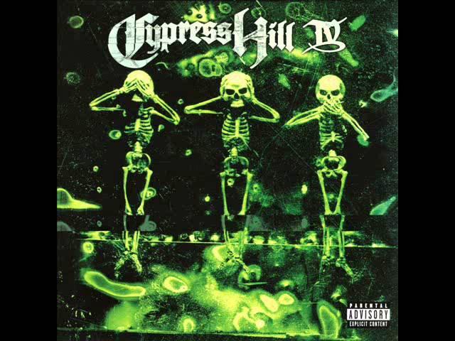 CYPRESS HILL | IV | (1998) | [FULL ALBUM] BONUS TRACK