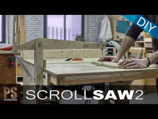 Make your own Scroll Saw (part2) make your own scroll saw (part2) make your own scroll saw (part2) make your own scroll saw (par