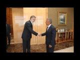 Встреча с Чрезвычайным и Полномочным Послом Королевства Швеции в РФ