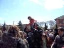 Великодні гаївки (ч.3) Парафія св.Василія Великого смт.Козова 18.04.2017 р.Б.