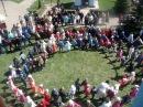 Великодні гаївки (ч.2) Парафія св.Василія Великого смт.Козова 18.04.2017 р.Б.