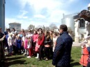 Великодні гаївки (ч.9) Парафія св.Василія Великого смт. Козова 18.04.2017 р.Б.