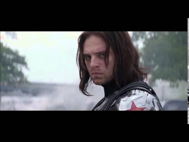 Captain America TWS Comatose Skillet Music Video