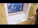 Как правильно сделать откосы для мансардного окна