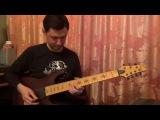 Преподаватель Игорь Найденов- Baroque &amp Roll (Yngwie Malmsteen Cover)