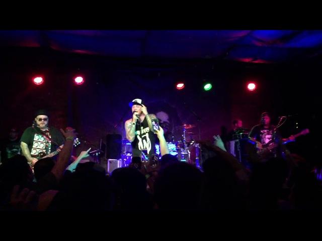 P O D Live @ Jakes Backroom Ridiculous Lubbock TX 2017