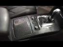 Аквапринт под карбон консоль акпп автомобиль Infiniti QX70