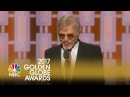 Billy Bob Thornton Wins Best Actor in a Drama TV Series at the 2017 Globes