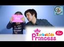 Мультик машинки игрушки и всё это детский планшет для девочек TurboKids Princes