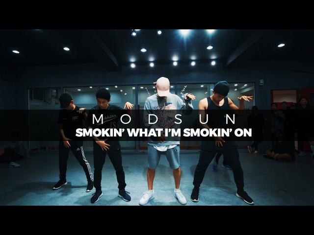 MOD SUN - SMOKIN' WHAT I'M SMOKIN' ON (Dance. JayB)