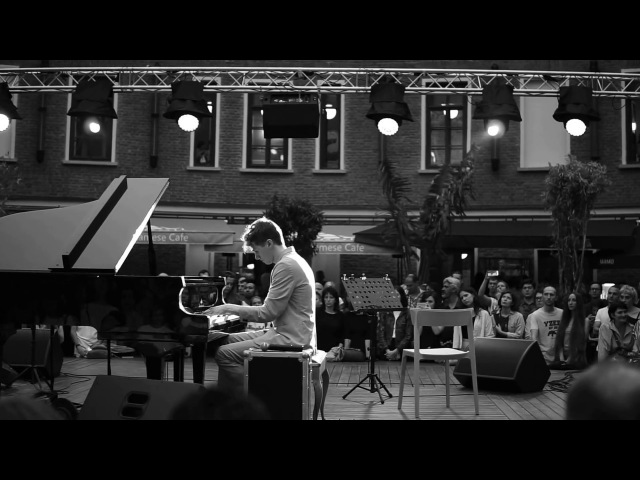 Kirill Richter - Towards The Beloved City, Waltz No.7, F - Dur @New Holland island, Saint Petersburg