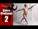 Croquis Cafe: DANCE CHALLENGE, featuring Greg