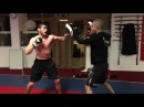 Dagi ile MMA antremanı