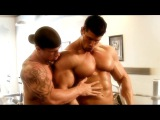 Zeb Atlas and Mark Dalton  Muscle Worship Fantasy