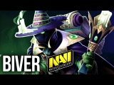 Na.Vi Dota 2 Squad - New Support Player Biver — EPIC Rubick