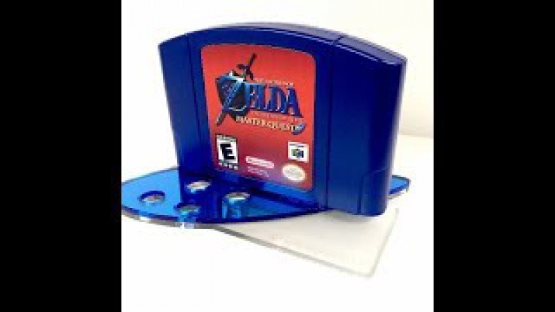 This Game Gets Hard The Legend Of Zelda Ocarina Of Time Master Quest 1