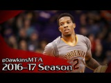 Eric Bledsoe Full Highlights 2017.02.13 vs Pelicans - 37 Pts, 5 Assists!