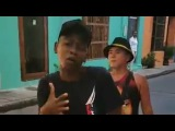 (VIRAL VIDEO) ASIAN BOY AND BLACK BOY KILLING THE RAP GAME