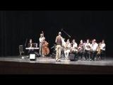 Эстрадный оркестр ЧГАКИ дир. Д.Спирёв  02.09.2007 Германия
