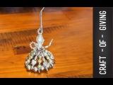 DIY Christmas Angel Ornament | Craft of Giving
