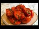 Помидоры По-Корейски(Очень Вкусно) / Tomatoes in Korean / Холодная Закуска / Простой Рецепт