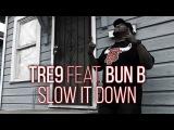 Tre9 feat. Bun B & Brian Angel - Slow it Down