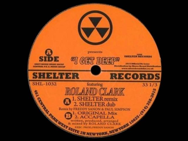 Roland Clark - I Get Deep (Original Mix)