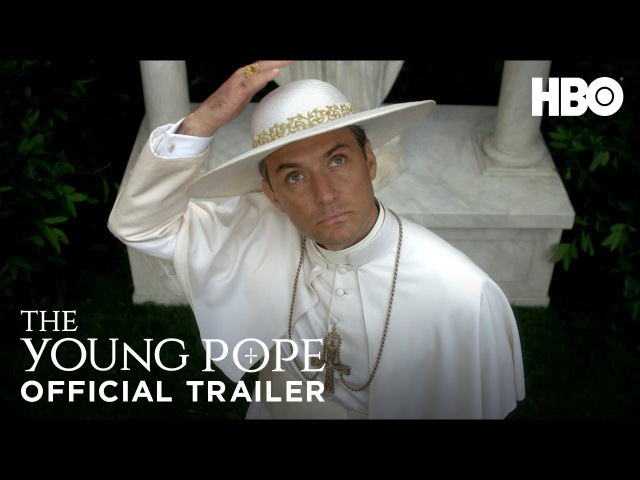 The Young Pope Official Trailer (2017) | HBO