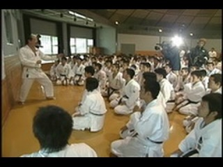 Техника Кумитэ - Seiji Nishimura - Wado-Ryu Kumite Technique Seminar - part3