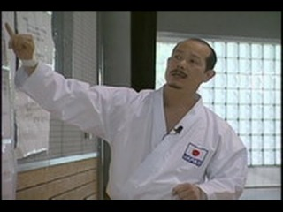 Техника Кумитэ - Seiji Nishimura - Wado-Ryu Kumite Technique Seminar - part4