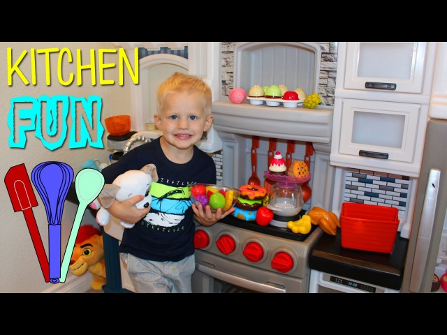 Step2 Grand Luxe Kitchen Playtime Review