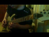 Old Yngwie Malmsteen sound - Alcatrazz - Bigfoot (50% volume guitar)