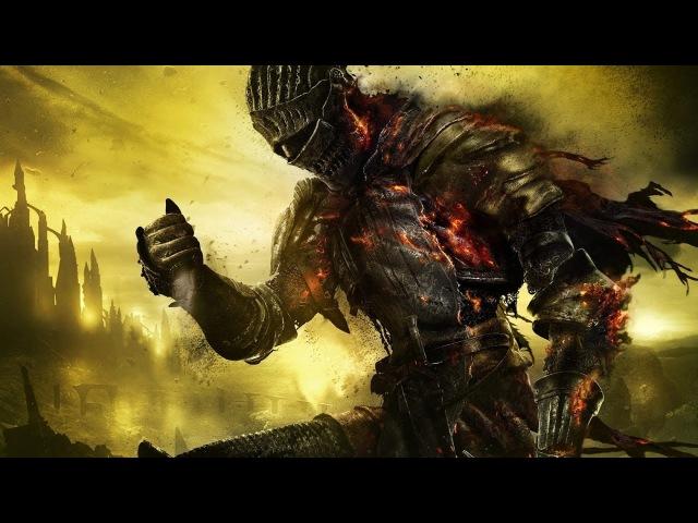 Пепельная меланхолия Dark Souls III