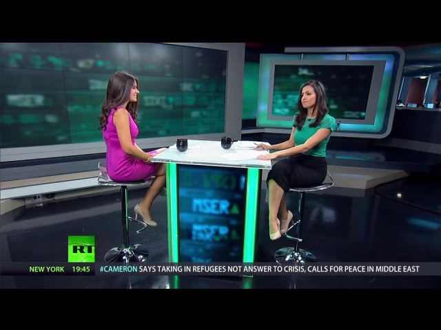 Ameera David Bianca Facchinei Boom Bust RT 03Sep2015 HD