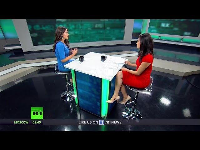 Ameera David Bianca Facchinei Boom Bust RT 22Aug2015 HD