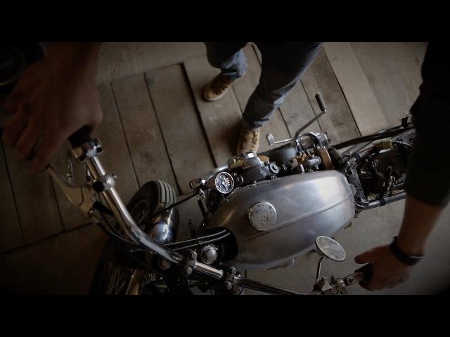 Honda CB550 F 1976 Recast Moto