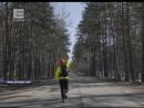 В Красноярск прибежал российский Форрест Гамп