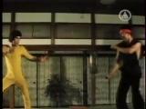 Смертельная Игра.1979. (зарубежный фильм, Брюс Ли, боевик, ушу )