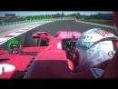 2017 Hungarian Grand Prix Sebastian Vettels onb